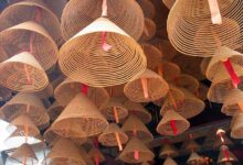 incense cones and incense coils